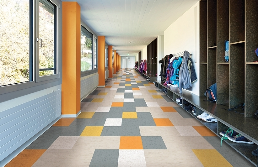 Newgen Restores Offer VCT Tile Cleaning