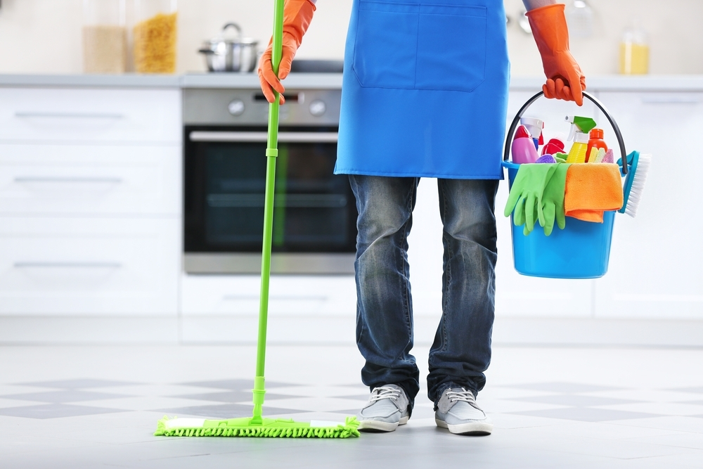 Spring Cleaning Survival Tips