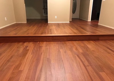 Refinished Red Oak