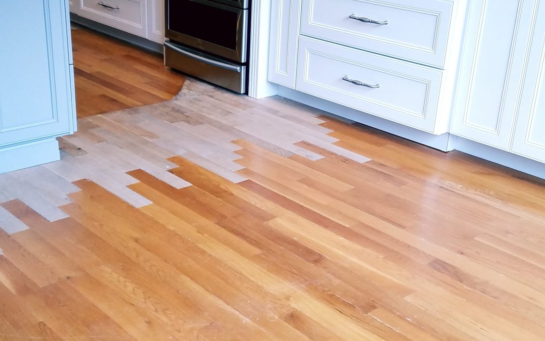 Williams Project: Hardwood Floor Refinishing